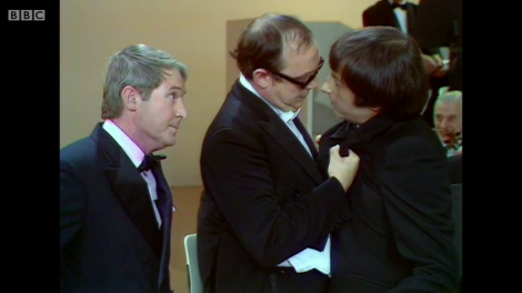 Morecambe and Wise - The Whole Story