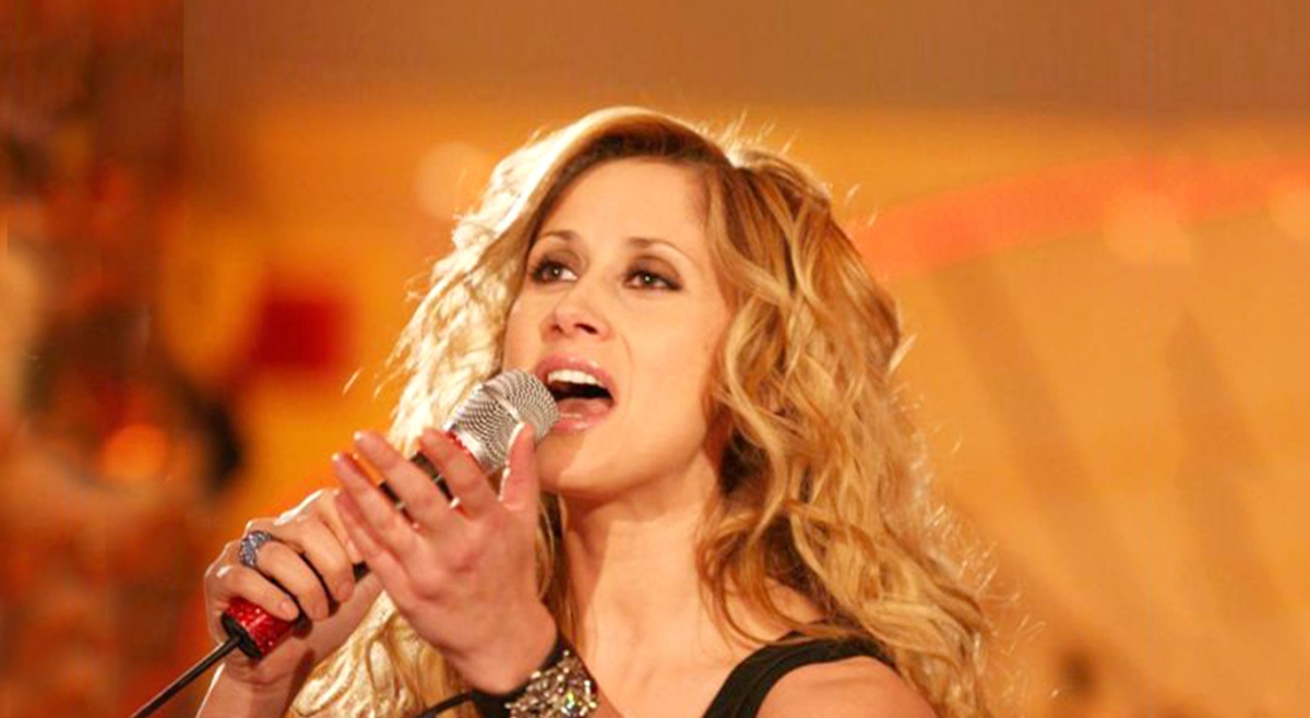 How I discovered . . . Lara Fabian